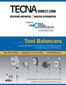 TECNA Balancers Overview Brochure | TECNADirect.com